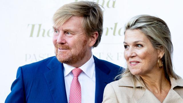 Willem-Alexander en Máxima op bezoek in India