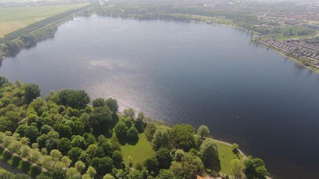 Uitbreiding voor onderwaternatuurpark in Zegerplas
