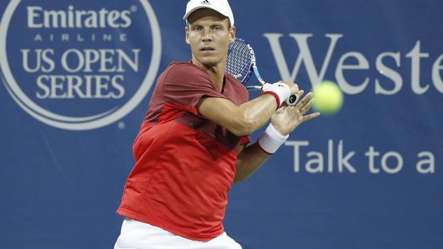Berdych meldt zich vanwege blindedarmontsteking af voor US Open