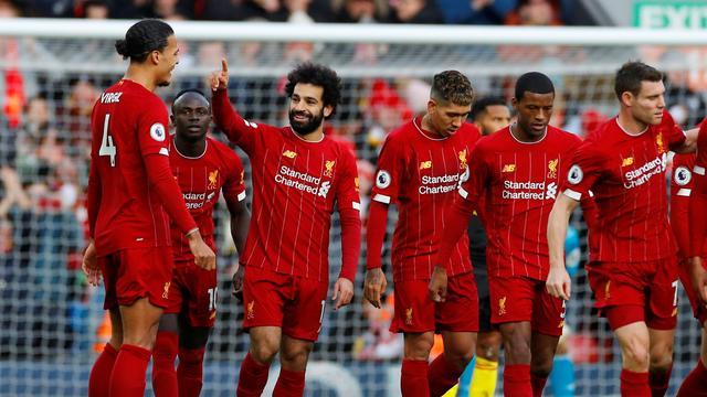 Liverpool loopt door puntenverlies Leicester verder uit in Premier League