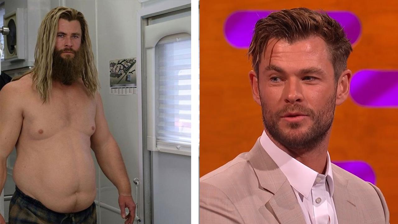 Hemsworth: 'Cast wilde mij constant knuffelen in fat suit van Thor'