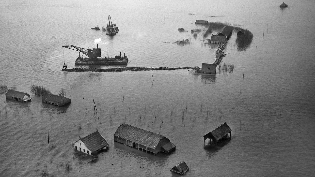 Watersnoodramp 65 jaar geleden: de indrukwekkendste beelden