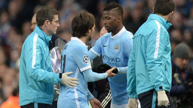 Manchester City moet Silva missen tegen Real Madrid