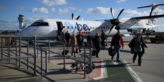 Virgin Atlantic in gesprek met Flybe over overname