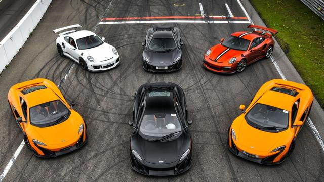 Supercar Meeting: exclusieve en snelle supercars
