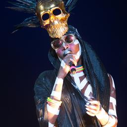 Grace Jones en Ronnie Flex toegevoegd aan line-up Down The Rabbit Hole