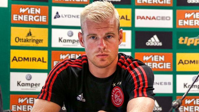 Klaassen stelt dat Ajax 'er gelijk moet staan' tegen Rapid Wien