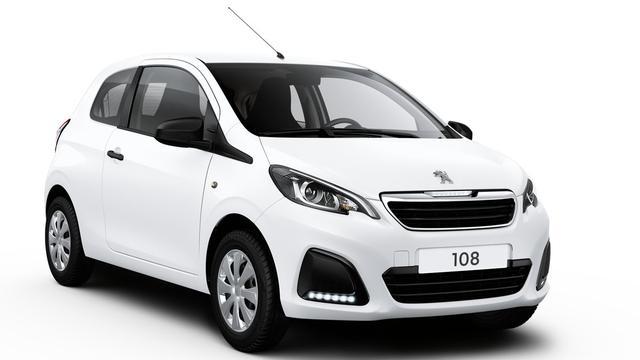 Junior wordt nieuw instapmodel Peugeot 108
