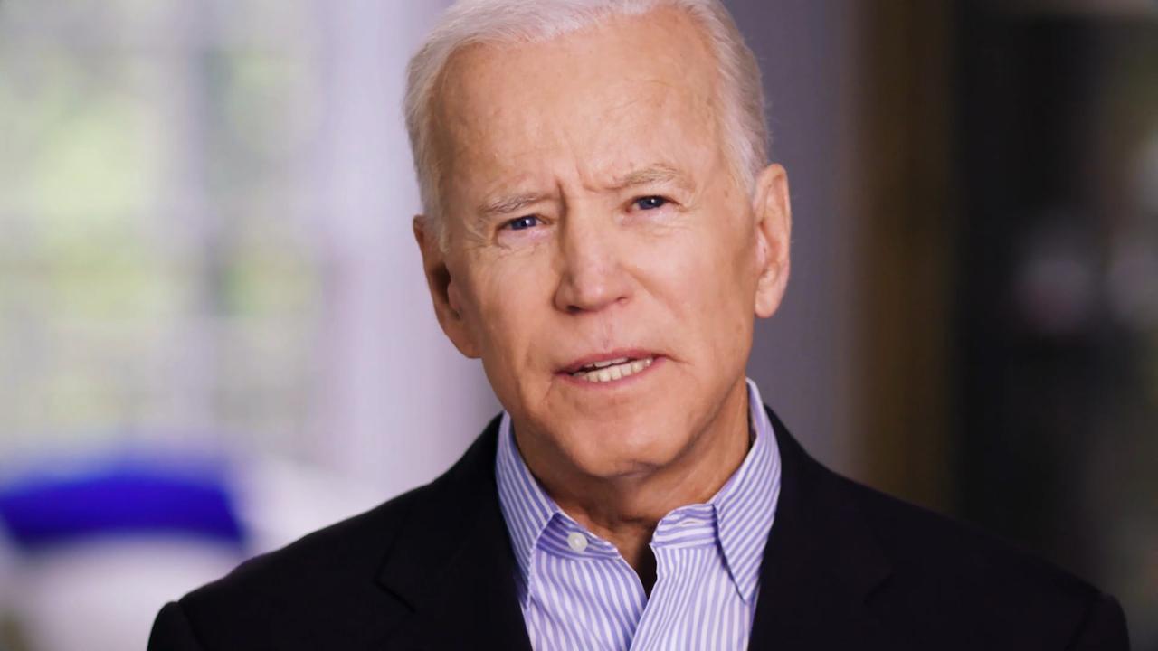 Joe Biden kondigt met videoboodschap presidentscampagne aan