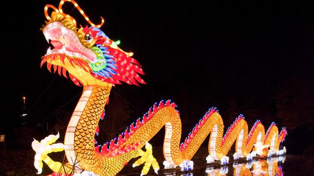 China Lights Festival - Rhenen