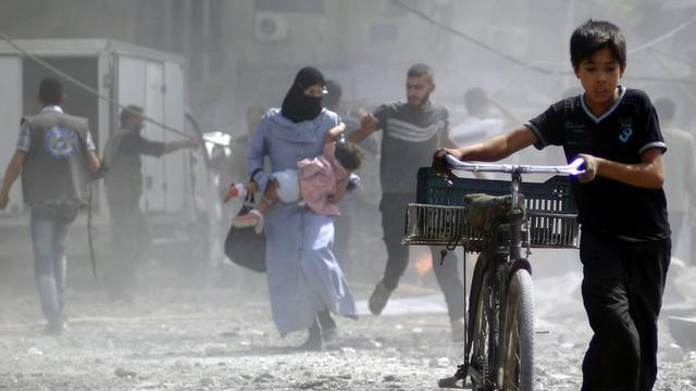 Deel Kamer wil strijd tegen IS intensiveren