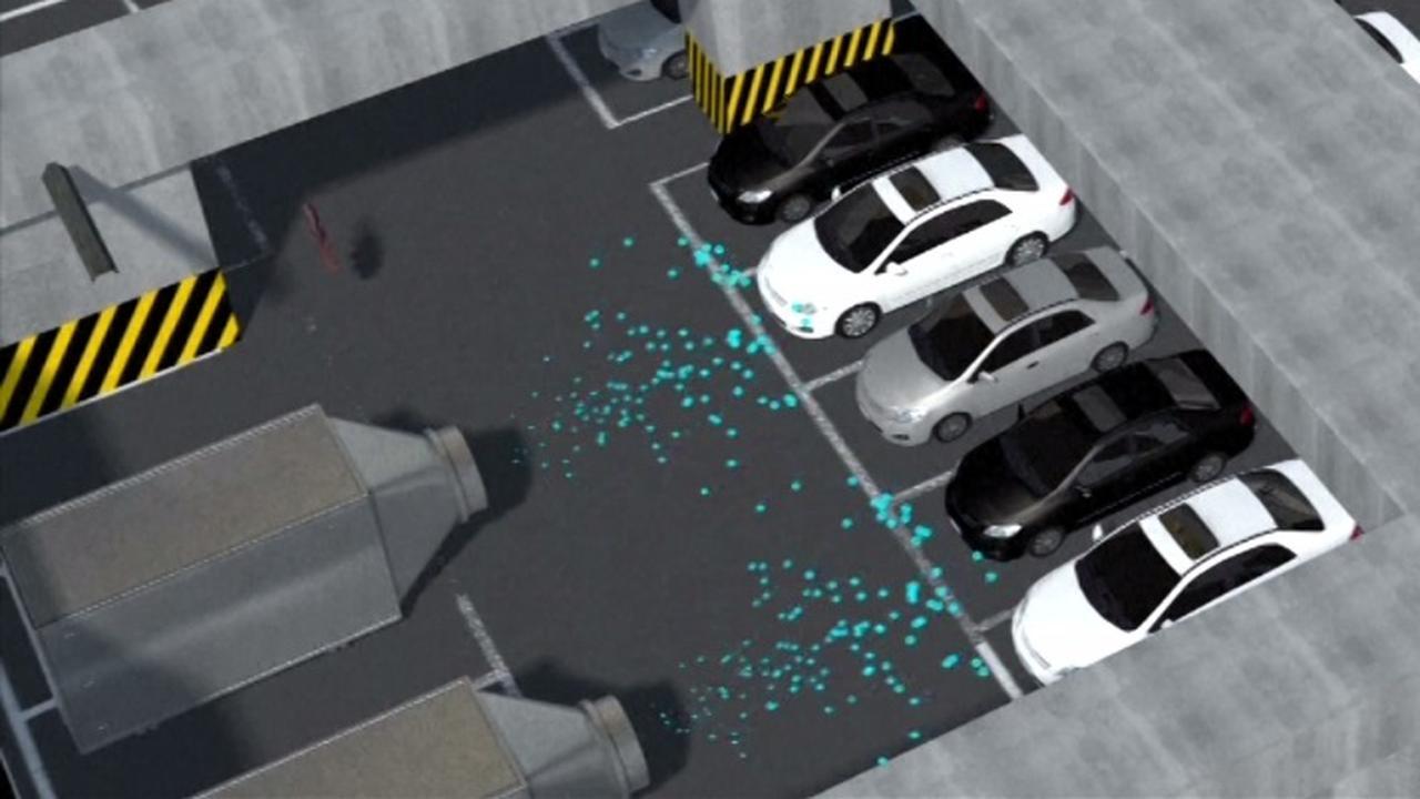 Nederlandse uitvinding zuivert lucht in parkeergarages