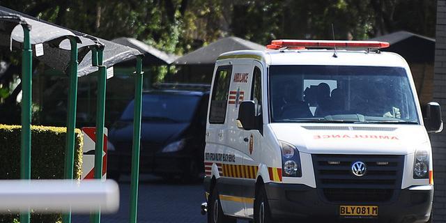 'Ongeveer honderd gewonden bij treinbotsing in Johannesburg'