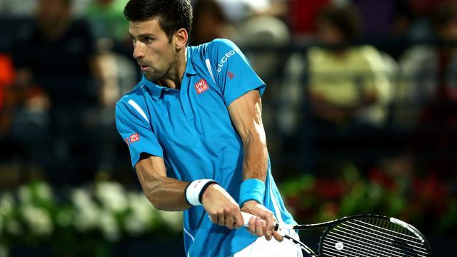 Djokovic boekt zevenhonderdste zege op ATP-tour