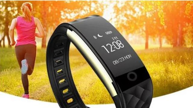 Fit Body activity tracker van 59,95 voor 34,95 euro