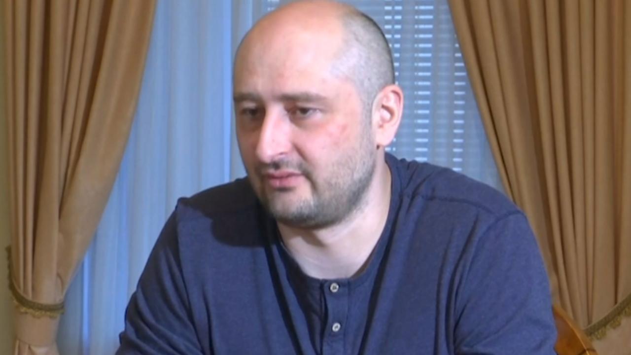 'Vermoorde' Russische journalist: 'Ik had varkensbloed in mond'