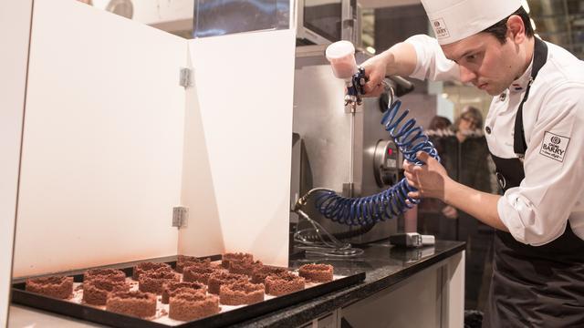 Nederlandse chef door naar finale grote chocoladewedstrijd