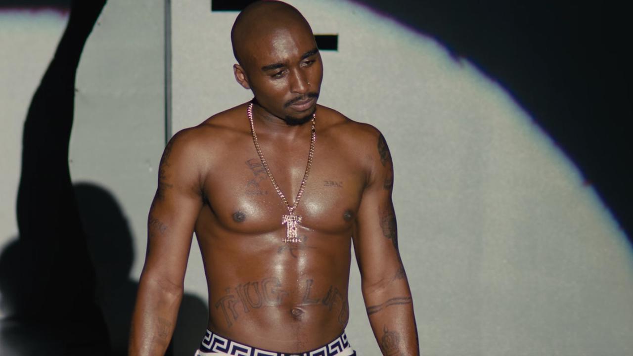 'Notorious B.I.G.' en 'Suge Knight' te zien in trailer film over Tupac
