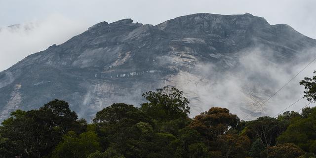Nederlandse toerist vast om naaktfoto op berg Maleisië