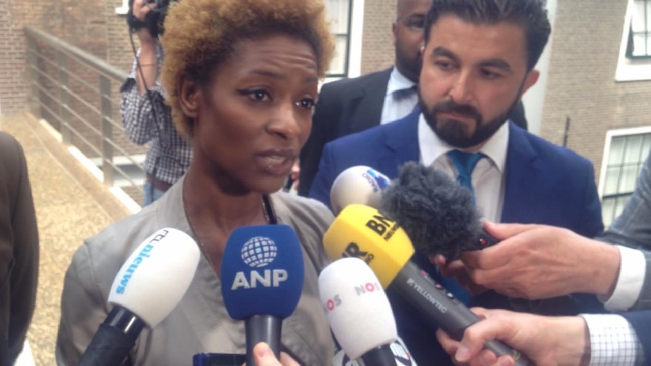 Sylvana Simons: 'We gaan de daders opsporen'