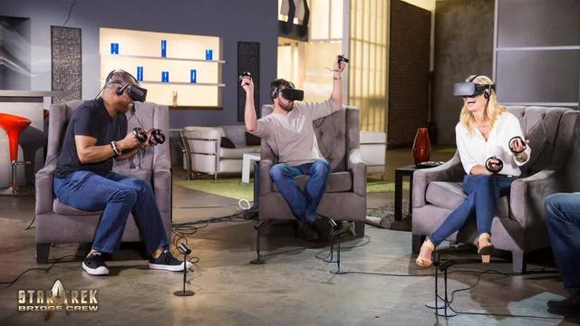 Ubisoft introduceert Star Trek: Bridge Crew voor VR-brillen