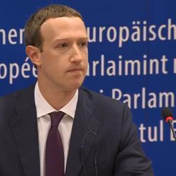 Zuckerberg geeft in Brussel geen antwoord op dringendste vragen