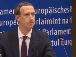 Facebook-directeur werd verhoord in Europees Parlement