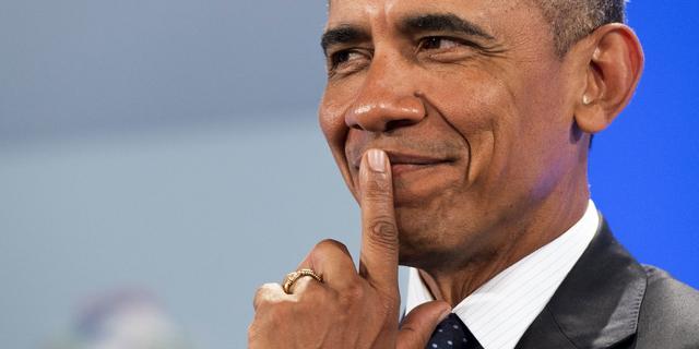 Obama klaagt over wifi-dekking in Witte Huis