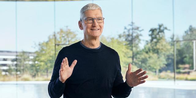 Apple doneert geld na overstromingen in West-Europa