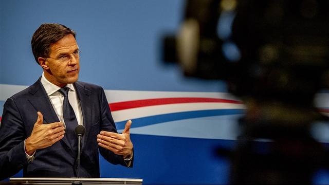 Bekijk hier live Ruttes persconferentie over de coronamaatregelen