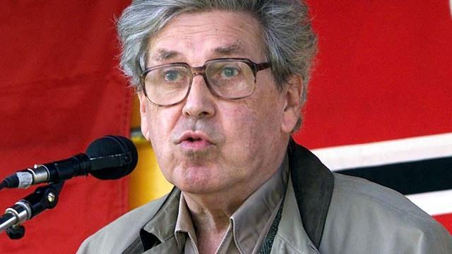 Voormalig leider PSP Fred van der Spek (93) overleden