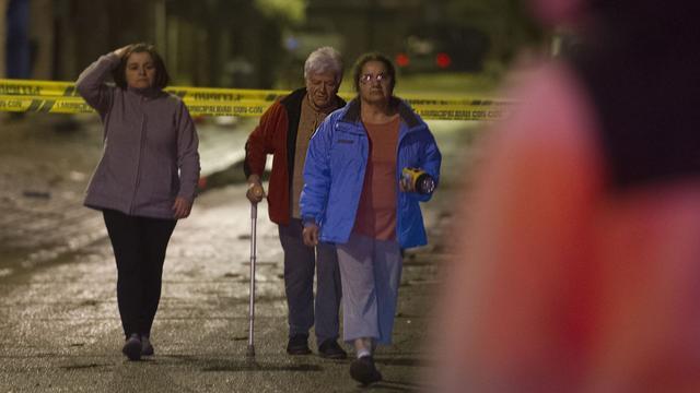 Chilenen willen meer steun overheid na aardbeving