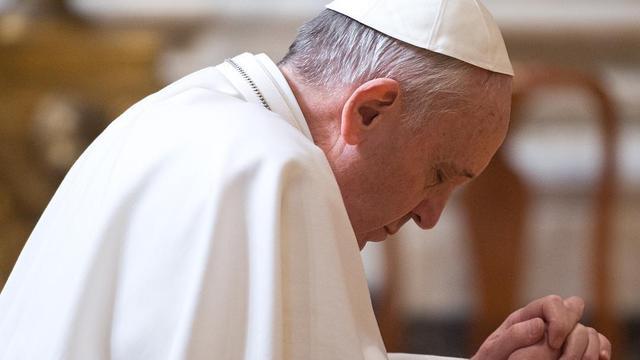 Paus Franciscus plaatst eerste foto op Instagram