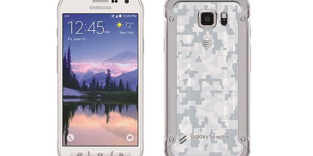 Samsung toont robuuste Galaxy S6 Active in VS