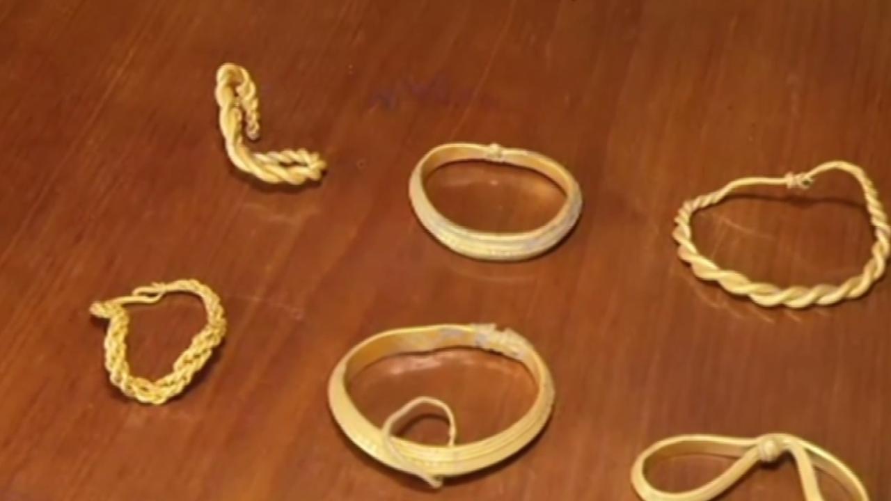 Deense amateurarcheologen vinden goudschat Vikingen