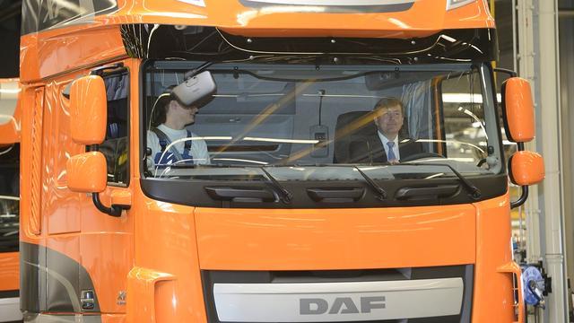 Bedrijvigheid transportsector valt terug in eerste kwartaal