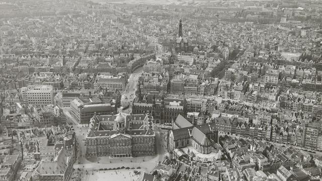 Duizenden historische luchtfoto's van Nederland vrijgegeven