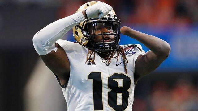 Seattle Seahawks kiest American footballer met één hand in NFL Draft