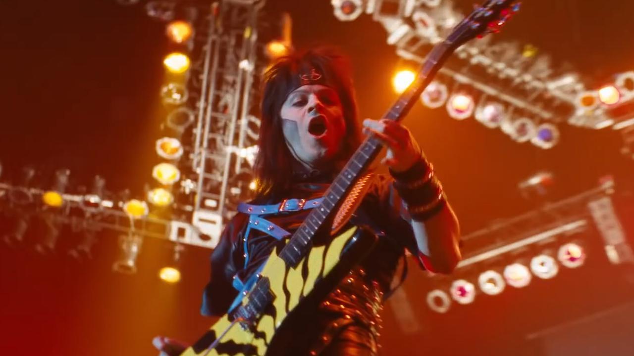 Seks, drugs en rock-'n-roll in trailer van The Dirt