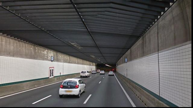 Zeeburgertunnel donderdag laatste keer dicht voor herstelwerkzaamheden