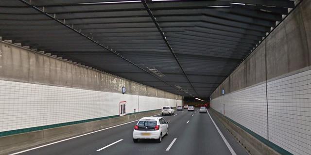 Zeeburgertunnel komende twee nachten deels dicht vanwege onderhoud