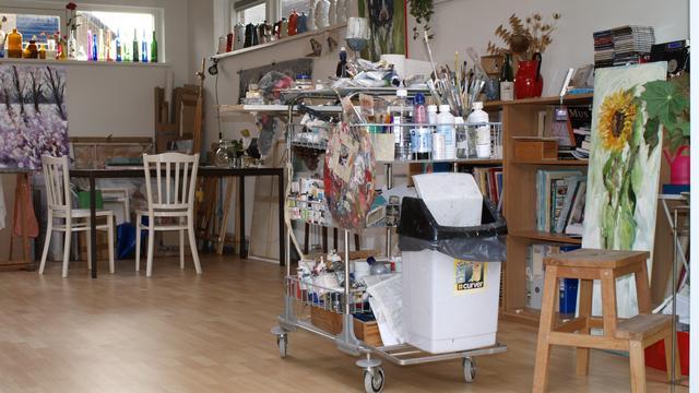 In startblokken voor Open Atelierroute Rijsbergen