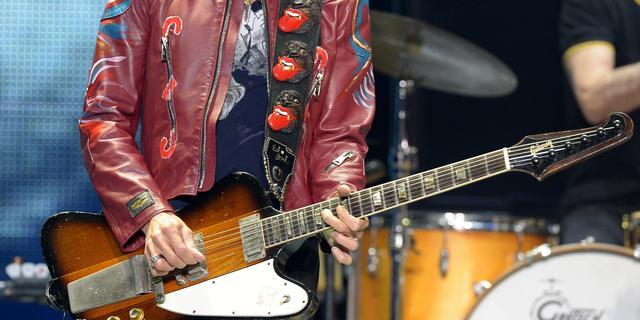 The Rolling Stones-gitarist Ronnie Wood ondergaat longoperatie