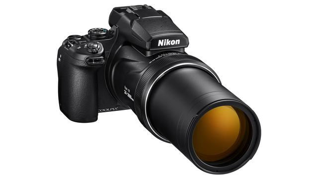 Nikon onthult compactcamera met 125x optische zoom