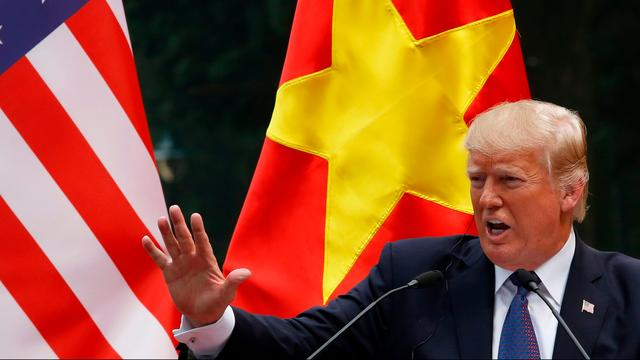 VS voert hogere handelstarieven China komende vrijdag in