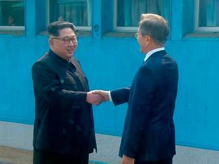 In september staat nieuwe top gepland tussen leiders Korea's