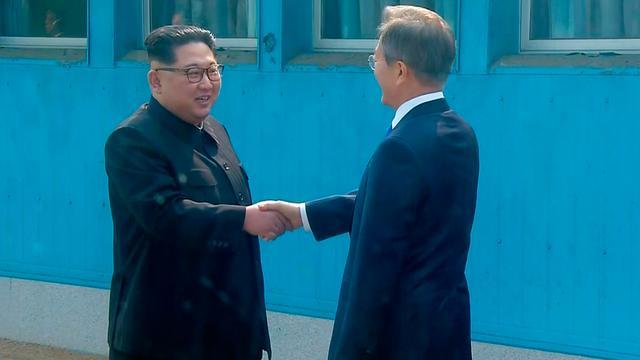 Zuid-Korea wil wegen en spoorlijnen naar Noord-Korea bouwen