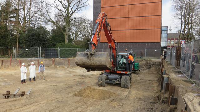 Project de Binnentuin in Etten-Leur officieel van start