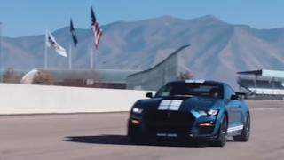Ford presenteert Mustang Shelby GT500