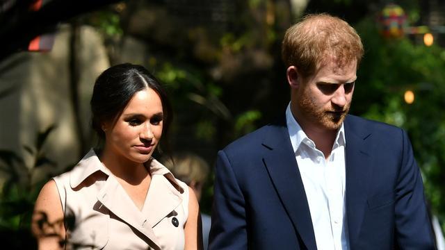 Prins Harry en Meghan manen roddelpers om hen met rust te laten